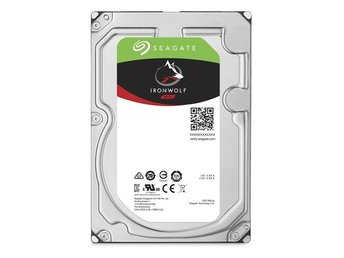 "Seagate IronWolf NAS HDD 3,5"" 6TB, 256MB, 7200RPM"