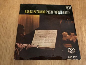 Oscar Peterson plays Count Basie [Karusell]