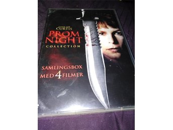 Prom night 4 disc collection