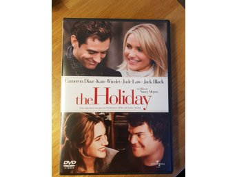 Dvd the Holliday Cameron Diaz Kate Winslet Jude Law Jack Black