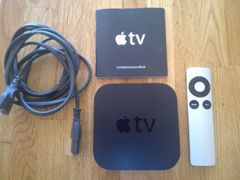 Apple TV generation 2