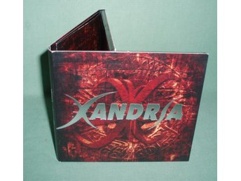 XANDRIA - Now & Forever , CD+DVD digi 2008 , ,