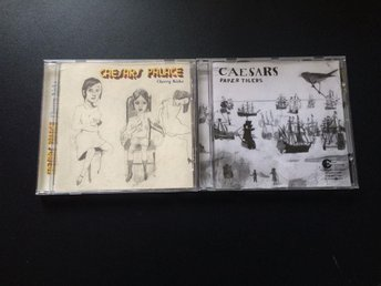 2st CD med Ceasars Palace - Cherry Kicks & Paper Tigers