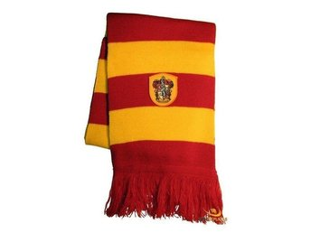 Harry Potter Gryffindor Red/Yellow Scarf