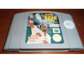 Yannick Noah All Star Tennis 99 - N64 / Nintendo 64