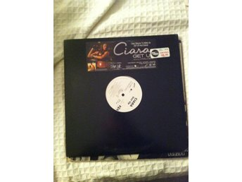 "Ciara - Get Up 12"" Vinyl Hip hop RNB"