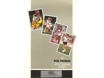 The Bob Thomas sports photography catalogue.