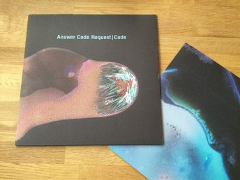 LP: Answer Code Request - Code (2015 techno ambient downtempo)