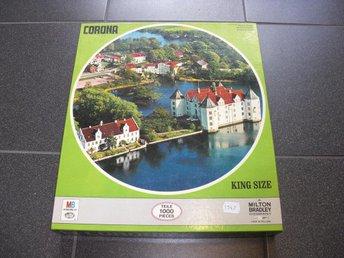 1000 bitars pussel - Corona Puzzle - Flensburg, Tyskland - Västervik - 1000 bitars pussel - Corona Puzzle - Flensburg, Tyskland - Västervik