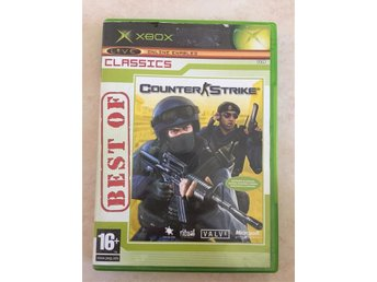 Xbox spel Counter strike