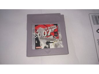 James Bond 007 Till Game Boy - Kiruna - James Bond 007 Till Game Boy - Kiruna