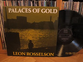 Leon Rosselson - Palaces Of Gold, UK lp 1975 TOPPSKICK
