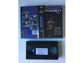 Zombie Holocaust VHS