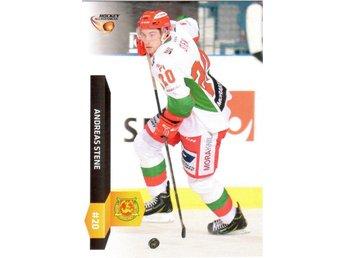 2015-2016 HockeyAllsvenskan #228, Andreas Stene, Mora IK - Linghem - 2015-2016 HockeyAllsvenskan #228, Andreas Stene, Mora IK - Linghem