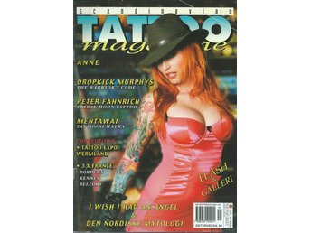 TATTOO MAGAZINE  - NR 44  2005