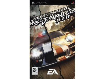PSP - Need for speed most wanted 5-1-0 (Beg)