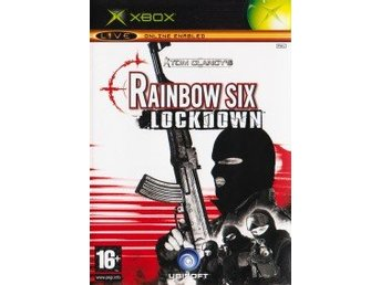 XBOX - Rainbow Six: Lockdown (Beg)