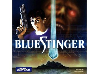Blue Stinger - Sega Dreamcast