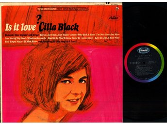 CILLA BLACK - IS IT LOVE