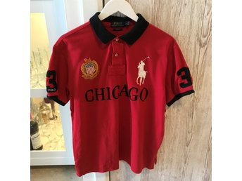 Ralph Lauren Chicago Polo Stl. L