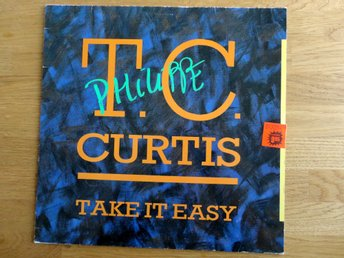Maxi singel T.C. Curtis: Take it easy