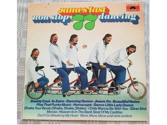 James Last ?– Non Stop Dancing '77 1976