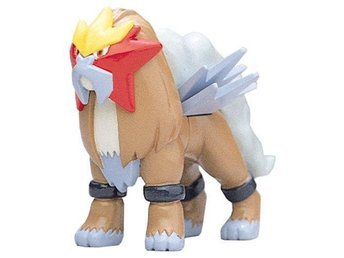 Pokemon Entei Figur ! Takara Tomy