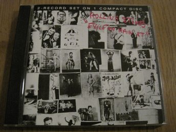 ROLLING STONES - EXILE ON MAIN ST, CD