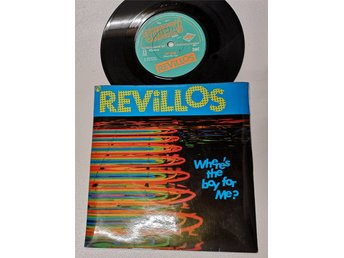The Revillos - Wheres the boy for Me?