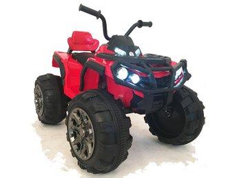 74b6c4beadd Elbil 12V QUAD ATV med fjärrkontroll för B.. (333307802) ᐈ Teoon på ...