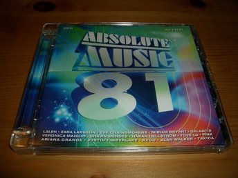 2-CD Absolute music 81