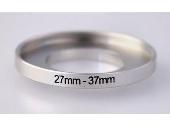 Step Up Ring 27 - 37 mm