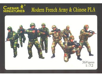 Modern ..... French Army & Chinese PLA