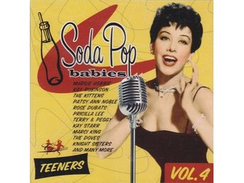 CD Classic Records Soda Pop Babies Vol.4