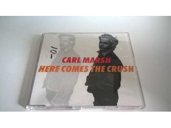 Carl Marsh - Here Comes The Crush, CD