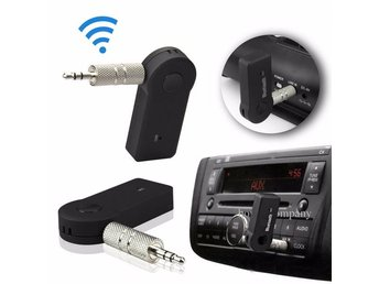 3.5mm Bluetooth Adapter Streama Musik-Enhet