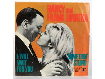 Nancy and Frank Sinatra - I Will wait for you RA 0561