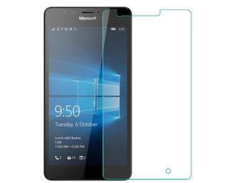 Microsoft Lumia 950 Härdat Glasskydd Retail Hårdplastlåda - Halmstad - Microsoft Lumia 950 Härdat Glasskydd Retail Hårdplastlåda - Halmstad