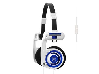 KOSS Hörlur iPortaPro 2.0 White Blueberry headset