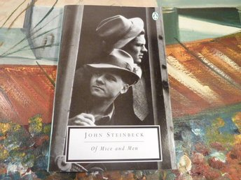 OF MICE AND MEN, JOHN STEINBECK, BOK