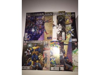 Ultimates 1-12 Complete (2015) 149sek!!!