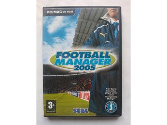 PC - Football Manager 2005