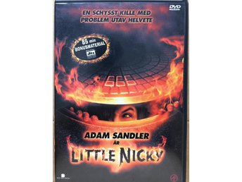 DVD-film: Little Nicky