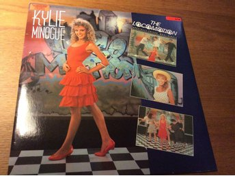 KYLIE MINOGUE - THE LOCOMOTION - MAXI
