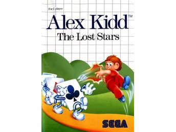 Alex Kidd: The Lost Stars (The Lost Star) (Ej Bok) (Beg)