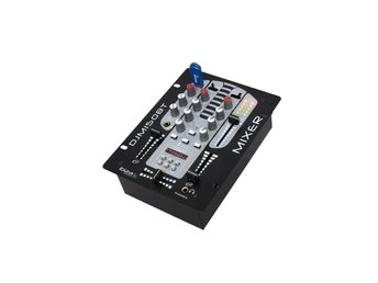 Ibiza DJM150USB-BT 5-kanals mixer USB bluetooth MIC