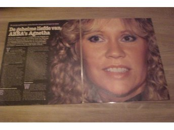 ABBA / Agnetha Rare Clippings Holland 1981