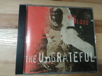 The Ungrateful - New Blood, CD