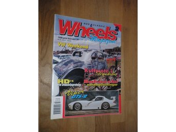 Wheels Magazine - Nr 2 - 1996