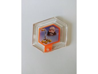 Carl Fredricksen's cane. Disney Infinity Disk Disc Wii PS3 PS4 Xbox